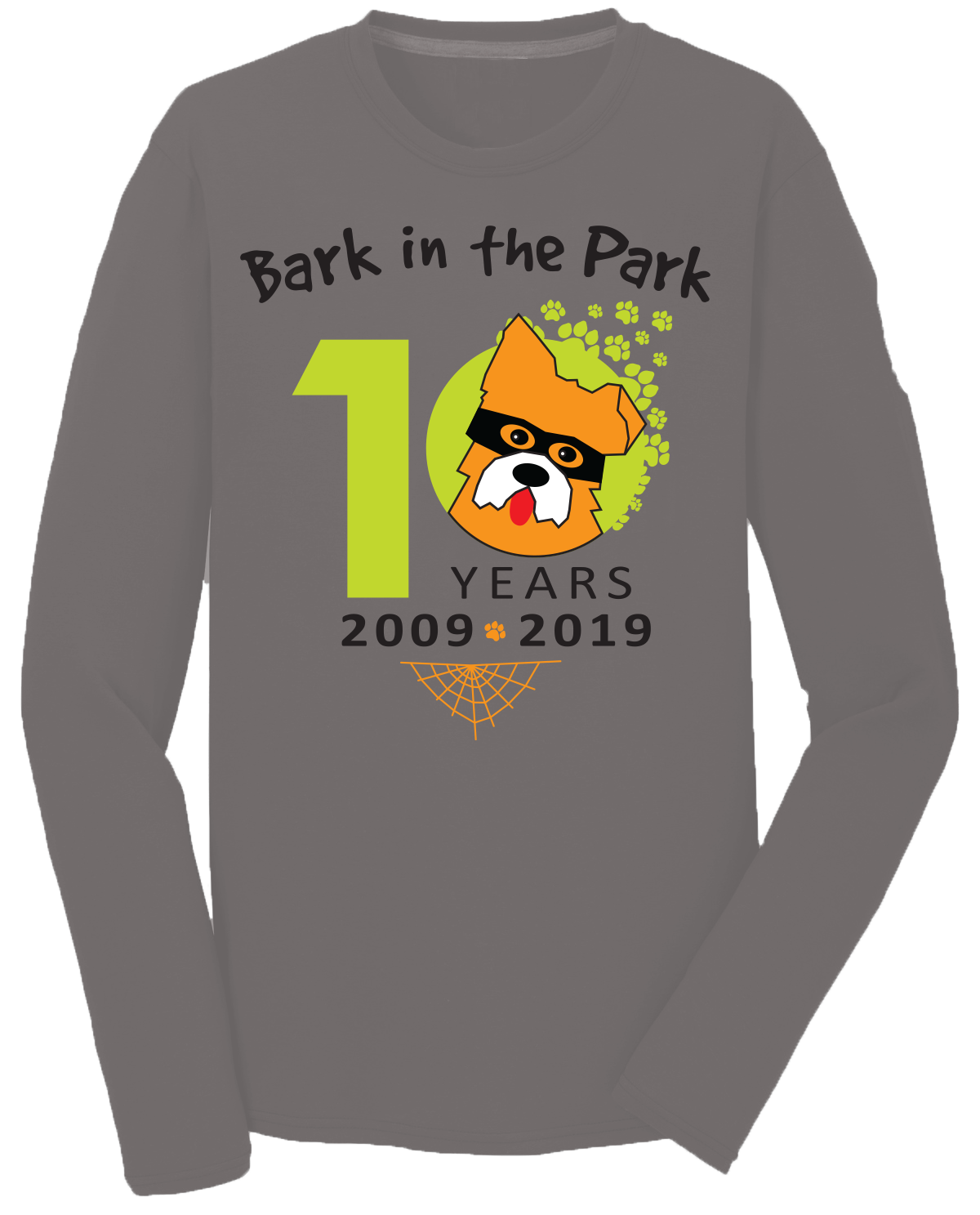 T shirt Mockup front with date